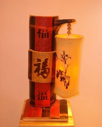 酒瓶盖手工制作台灯